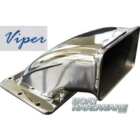Small Round Hawse Pipe 30023 Viper (Heavy Duty)