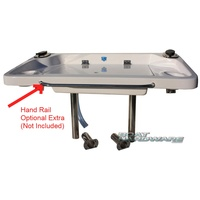 Fibre Glass Removable Bait Board
