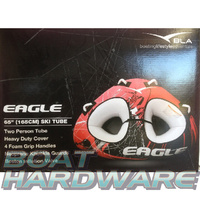 "Inflatable Ski Tube ""Eagle"" Two person"