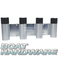 Bull Bar Rod Holder Aluminium (Silver)