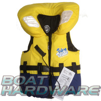 Child MEDIUM Blue Water Life Jacket