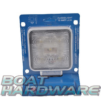 LED 15 WATT LIGHT (WHITE)