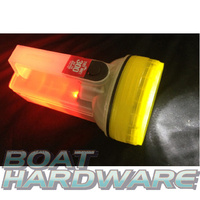 Floating Waterproof Glow Torch 9 LED