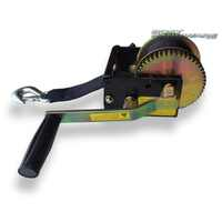 Jarrett Boat Trailer Winch 2 Speed - Webbing