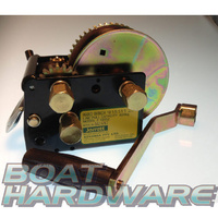 Jarrett Boat Trailer Winch 3 Speed - Webbing