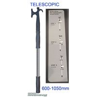 Boat Hook (Small) - Telescopic (600-1050mm)
