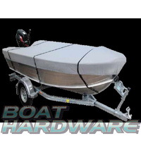 Open Boat Cover MA202-11 GREY  (5.3-5.6m)