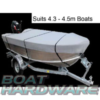 Open Boat Cover MA202-7 (4.3-4.5m)