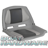 Fisherman Seat Grey/Charcoal MA702-23