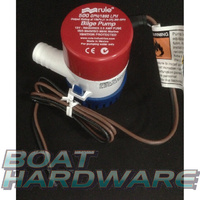 Rule Electric Bilge Pump 500GPM