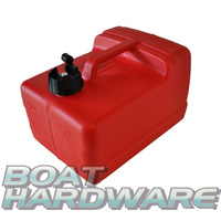 Fuel Tank Plastic (RED) 11.4 Litre