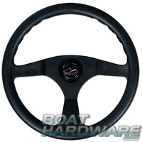 Sports Steering Wheel - Alpha 3 Spoke 340mm