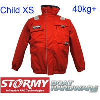 Stormy150N life jacket Extra Small 40kg+