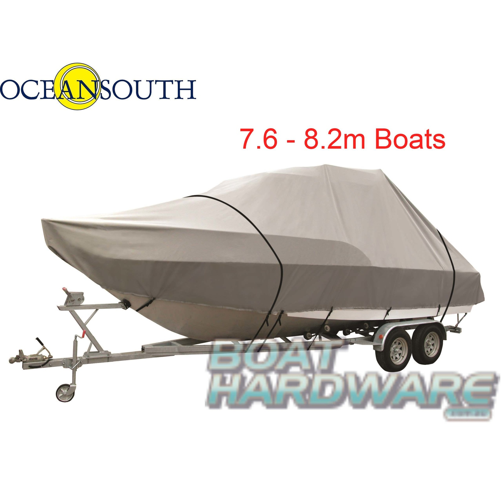 Jumbo Boat Cover (7.6 up to 8.2m) MA501-4