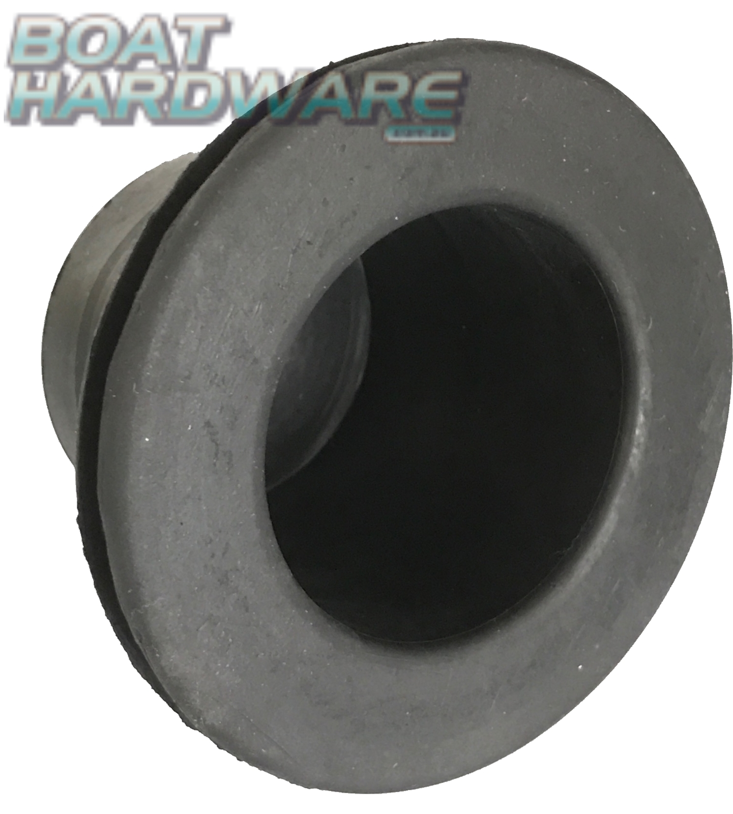 Black Round Rubber Slop Stop Grommet For Steering Cable