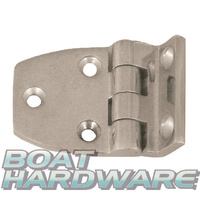 Offset Door Hinge 38*55mm Stainless Steel