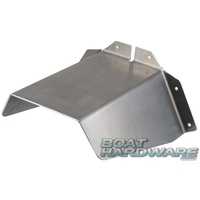 Aluminium Transducer Cover - Large