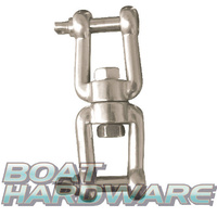 Swivel Jaw/Jaw 8mm - Stainless Steel