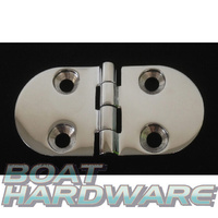 Door Hinge Top Mount Stainless Steel 78x40mm