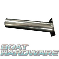 Rod Holder 30 degree Angled Stainless Steel