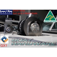 Lone Star GX1 600W Anchor Winch KIT