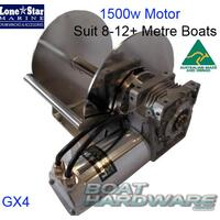 Lone Star GX4 1500 Anchor Winch Only
