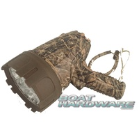 CAMO - 1500 LUMENS SPOTLIGHT RECHARGABLE TORCH WATERPROOF