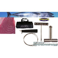 Panaquatic Tuna Tool Kit with Storage Pouch