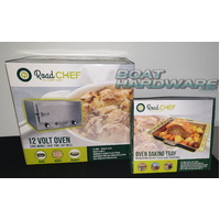 Road Chef 12V Travel Oven PLUS Baking Tray - FREE SHIPPING