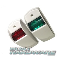 LED Navigation Lights - Side Mount WHITE