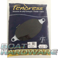 Fendress Fender Covers PAIR (BLACK) 240x700mm