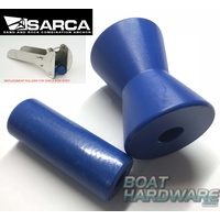 Replacement Rollers for Sarca Bowsprit 3-4 (Set of 2)