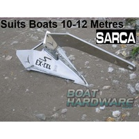 No. 4 Sarca Excel Galvansied Anchor