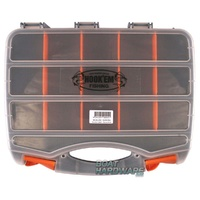 Tackle Box Double Sided Heavy Duty (30 Compartments)