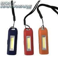 USB Rechargeable COB Mini Light with Magnet