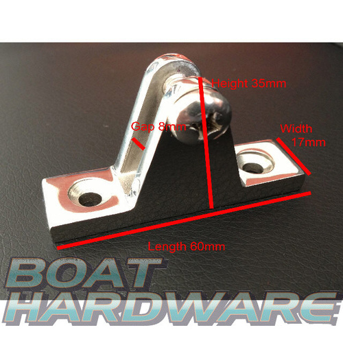 Deck Hinge 90 degree with Screw