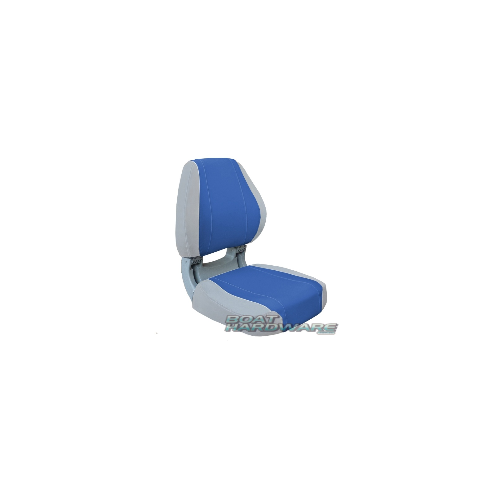 Sirocco Folding Seat Grey/Blue MA705-36